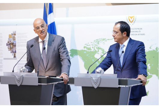 Statement of the Minister of Foreign Affairs, Nikos Dendias, following his meeting with the Minister of Foreign Affairs of the Republic of Cyprus, Nikos Christodoulides (Nicosia, 18 August 2020)
