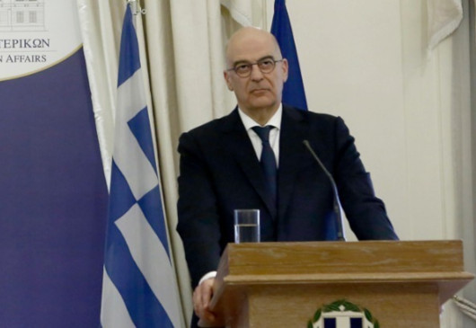 """Article by Minister of Foreign Affairs, Nikos Dendias, in the Athens daily """"Kathimerini,"""" (15 September 2020)"""
