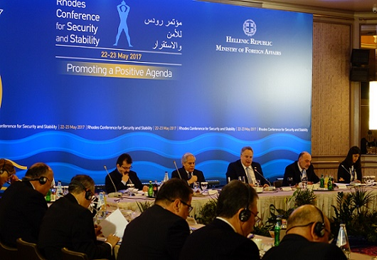 Rhodes Security and Stability Conference Joint Communiqué