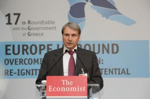 london/European Commission Task Force for Greece chief Horst Reichenbach.jpg