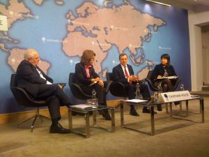 Ambassador Bikas in Chatham House