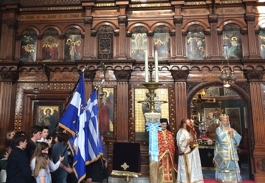 Celebrations on the occasion of the Greek National Holiday