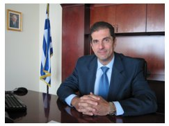 Antonios SGOUROPOULOS,  Consul General in Tampa