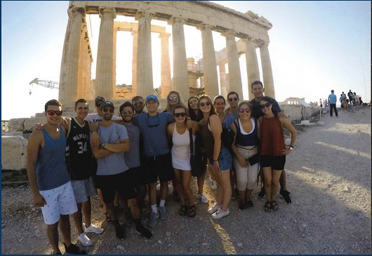 2nd Philoxenia College Student Trip Program to Greece<br />July 9 ‐ 18, 2018<br />Call For Applications